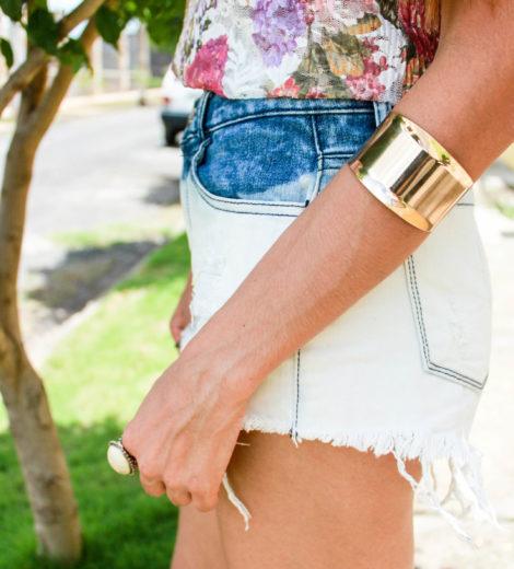 Sunny Ombre & Cuffs