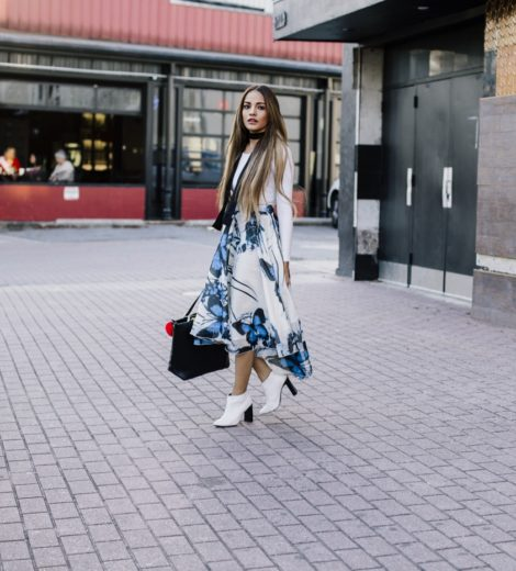 Why you need a butterfly skirt this Spring