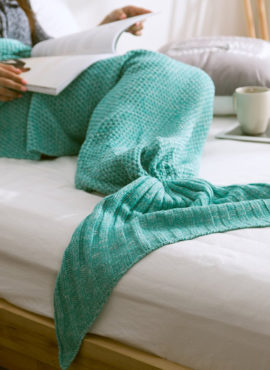 Why are mermaid tail blankets so popular?