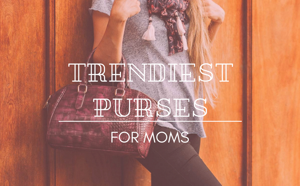 The most stylish & practical purses for moms