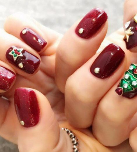 7 Festive Nail Art Ideas for the Holidays