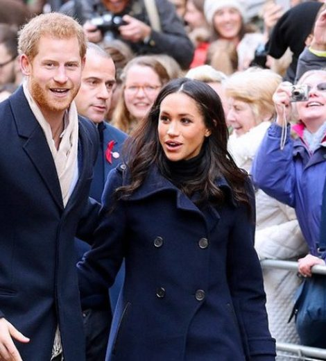 How to rock Meghan Markle's winter style