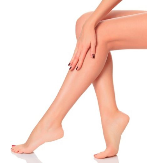 How to get smooth legs
